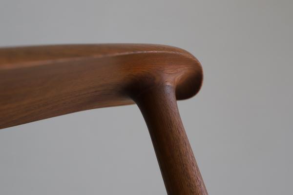中村 達薫  Easy Chair .Arm high type teak (6).jpg