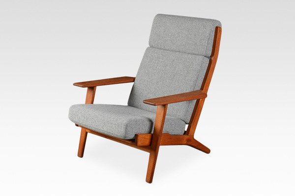 Hans. J. Wegner  High back easy chair. GE-290A Teak  GETAMA (1).jpg