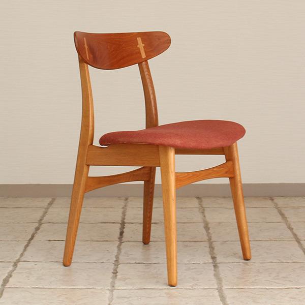 Hans J. Wegner  Dining chair. CH-30  Carl Hansen & Son (3).jpg