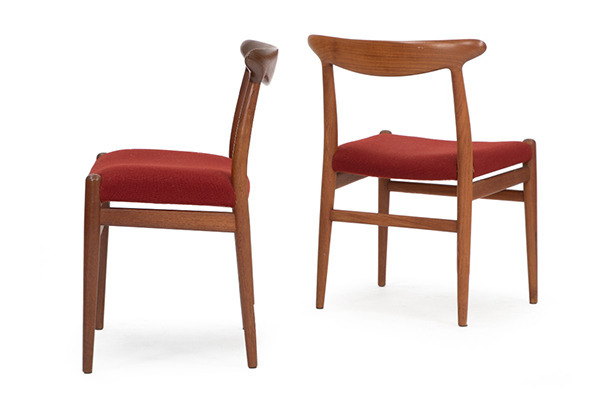 Hans J. Wegner  Dining chair. W2  C.M (3).jpg