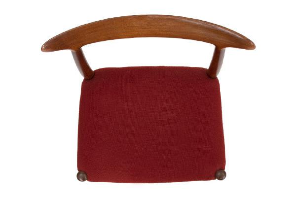 Hans J. Wegner  Dining chair. W2  C.M (4).jpg