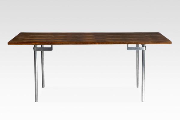 Hans J. Wegner  Dining table. AT-318  Andreas Tuck (2).jpg