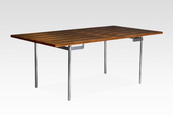Hans J. Wegner  Dining table. AT-318  Andreas Tuck (3).jpg