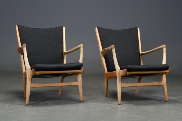 Hans J. Wegner  Easy chair. AP16  AP Stolen  (3).jpg