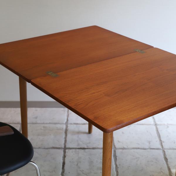 Hans J. Wegner  Game Table .AT306  Andreas Tuck_0530 (6).jpg