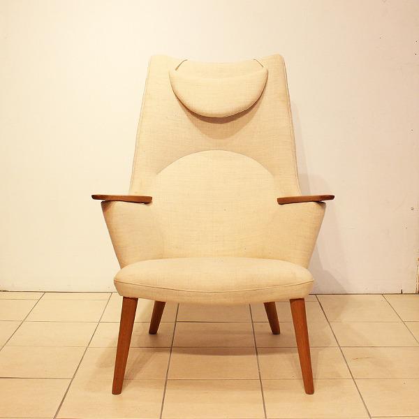 Hans J. Wegner  Mama bear chair. AP-27 teak  AP Stolen (11).jpg