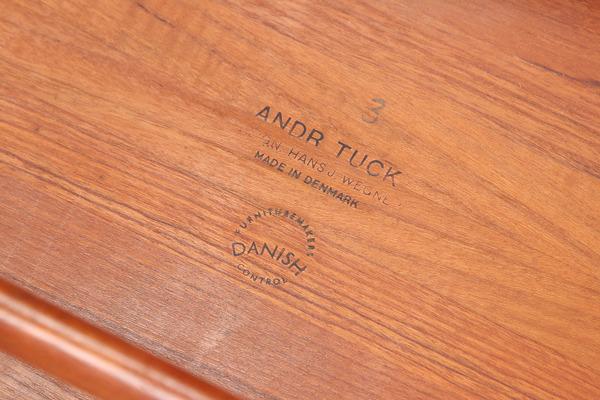 Hans J. Wegner  Nesting Tables. AT-40  Andreas Tuck (3).jpg