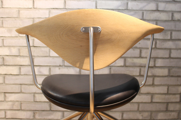 Hans J. Wegner  Swivel Chair. PP502  PP Mobler (10).jpg