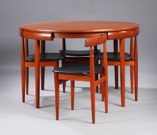Hans Olsen  Teak. Dining set  Frem Rojle (1).jpg