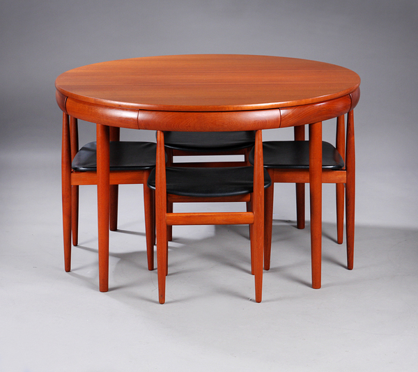 Hans Olsen  Teak. Dining set  Frem Rojle (15).jpg