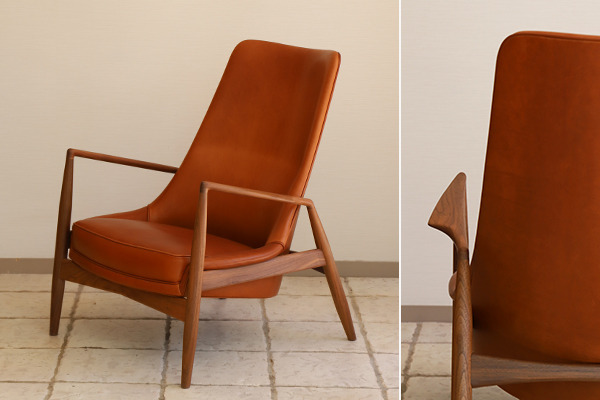 Ib Kofod Larsen  High back easy chair. Seal chair  Brdr. Petersen (9).jpg