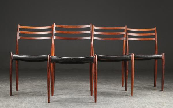 Niels O. Moller  Dining chair No.78   J.L. Mollers (2).jpg