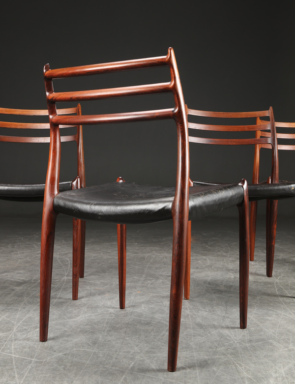 Niels O. Moller  Dining chair No.78   J.L. Mollers (3).jpg