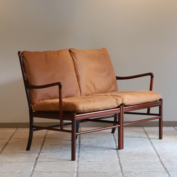 Ole Wanscher  Colonial sofa .PJ 149  P. Jeppesen (10).jpg