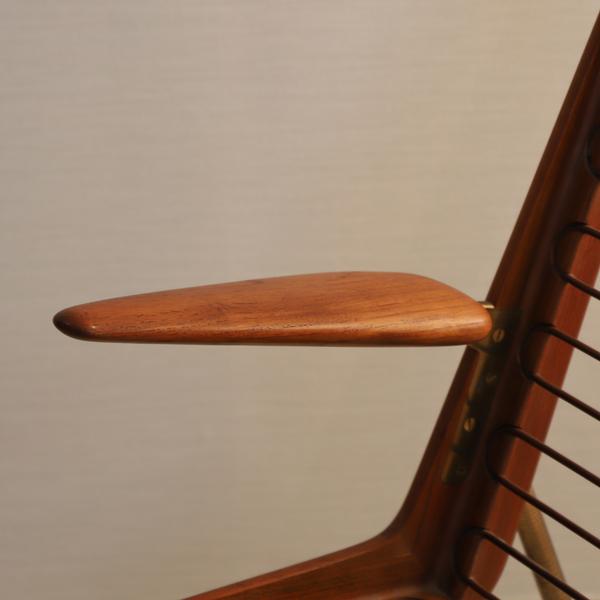 Peter Hvidt & Orla Molgaard-Nielsen   Boomerang chair .FD135  France & Son (7).jpg