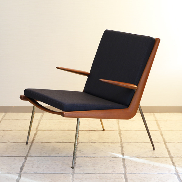 Peter Hvidt & Orla Molgaard-Nielsen   Boomerang chair .FD135  France & Son (8).jpg