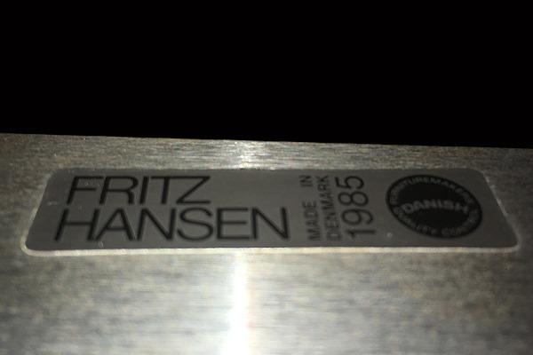 Poul Kjaerholm  2シーターソファ. PK31  Fritz Hansen (20).jpg