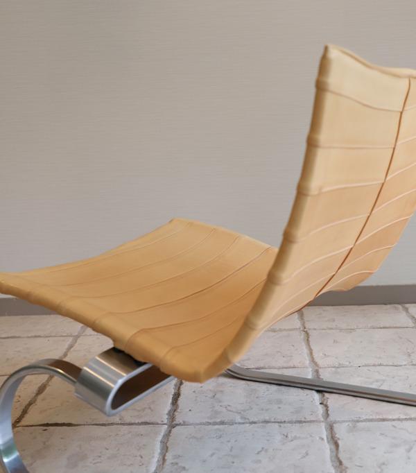 Poul Kjaerholm  Low back lounge chair. PK20  E. Kold Christensen (2).jpg