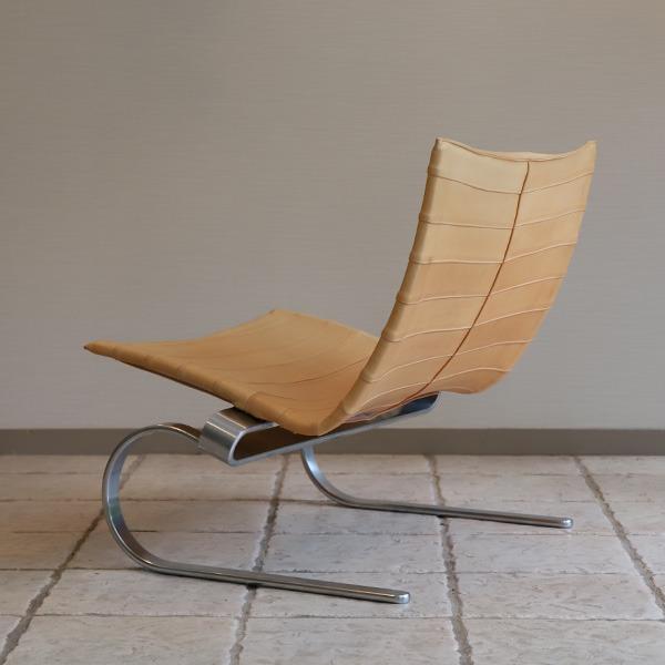 Poul Kjaerholm  Low back lounge chair. PK20  E. Kold Christensen (3).jpg