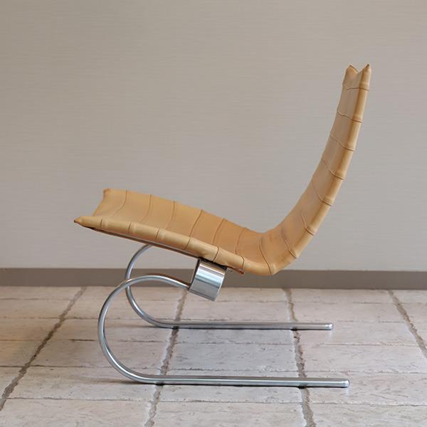 Poul Kjaerholm  Low back lounge chair. PK20  E. Kold Christensen (4).jpg