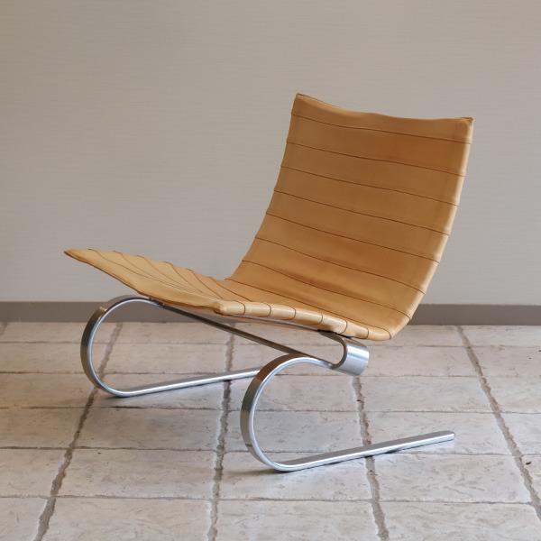Poul Kjaerholm  Low back lounge chair. PK20  E. Kold Christensen (5).jpg