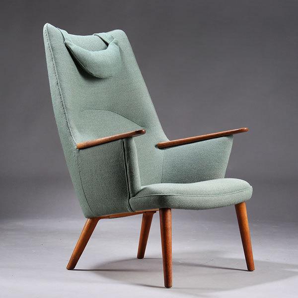 Wegner-Mama-bear-chair-01.jpg & ??????????Hans J. Wegner / ???????. AP-27 / AP ...